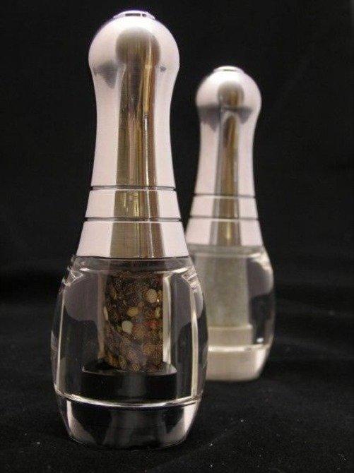 Młynki DMD Zestaw Skittle sól/pieprz miedziany