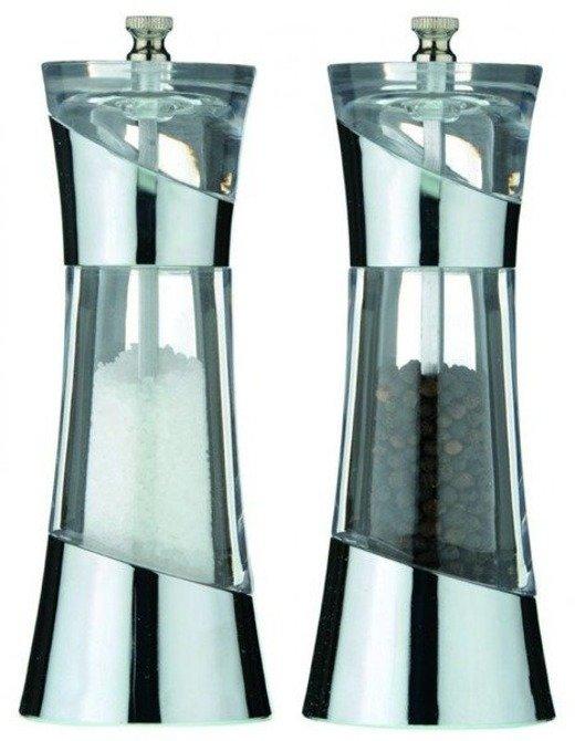 (OUTELT -25%) Zestaw młynków DMD 2szt - Prestige Chelsea 16,5 cm