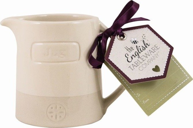 Dzbanuszek na krem/mleko do kawy Artisan kremowy