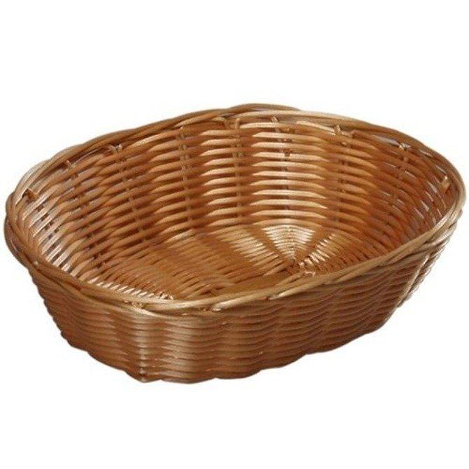 Koszyk na chleb z plecionki Kesper