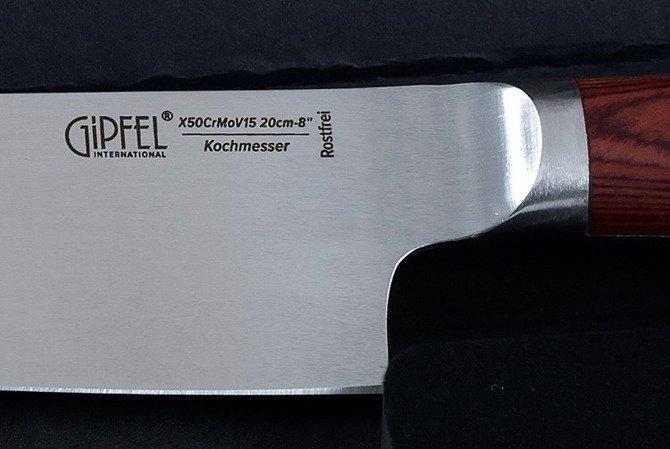 Nóż szefa 20 cm COLOMBO GIPFEL