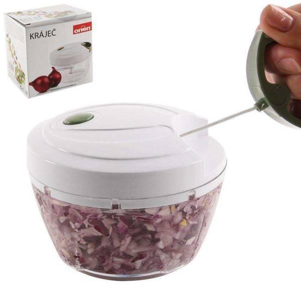 Siekacz do cebuli czosnku ORION/ Krajacz do warzyw