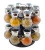 Przyprawnik obrotowy stojak na przyprawy 16 słoiczków Forchetto Aromatico